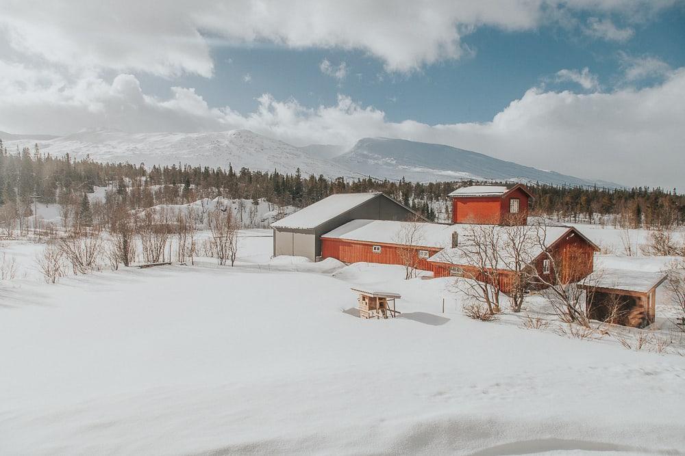 sæterstad gård hattfjelldal