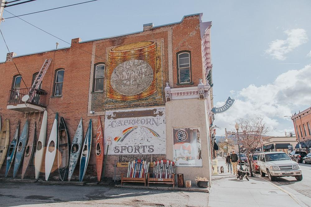 salida colorado