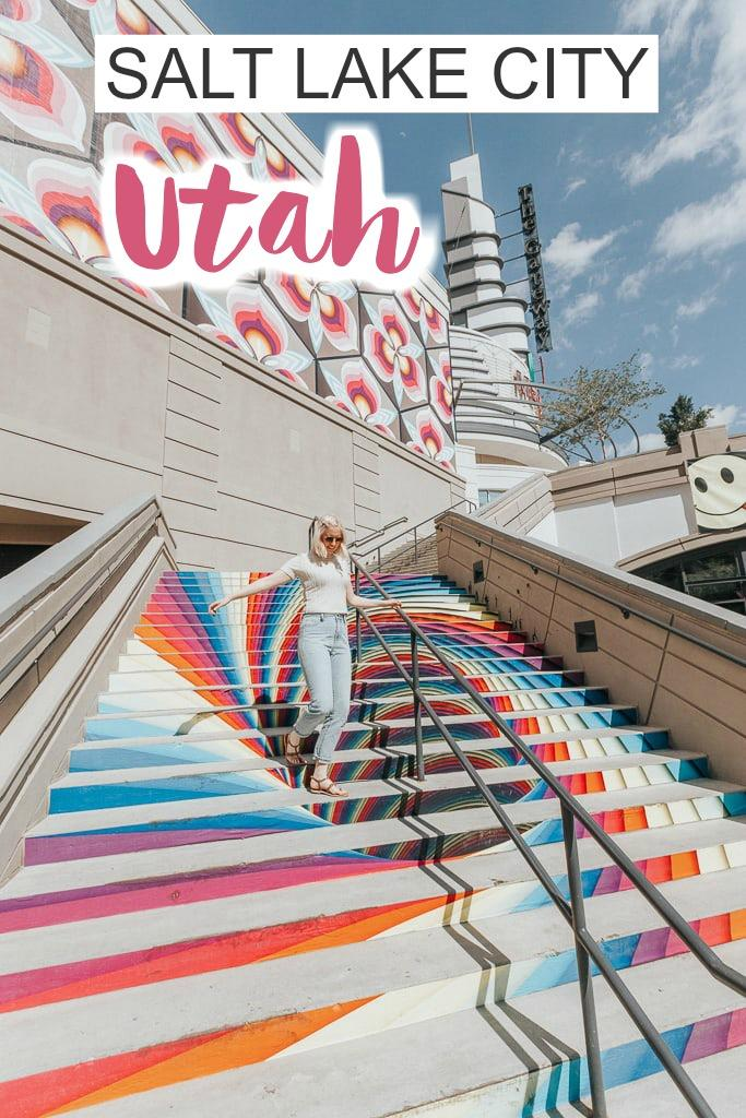 Things to do and reasons to take a city break to Salt Lake City, Utah