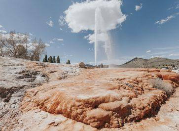 geyser park soda springs idaho