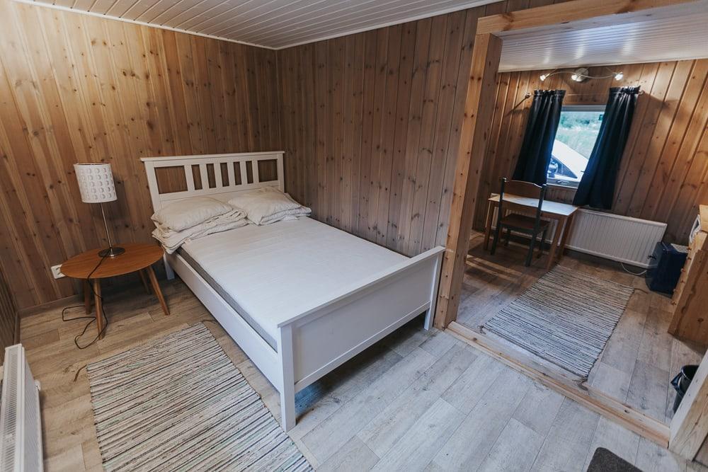 kiruna airbnb cabin