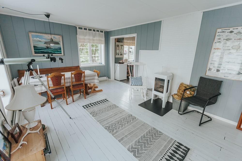 kvaløya airbnb norway