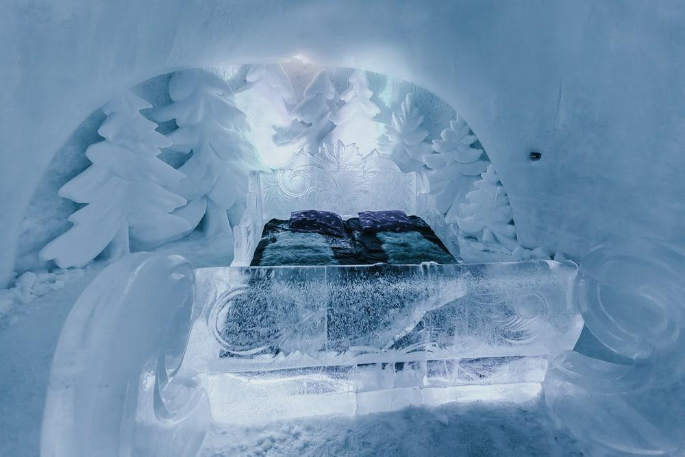 snow hotel kirkenes norway