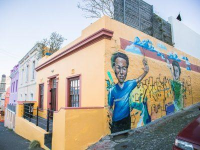 bo kaap cape town in winter