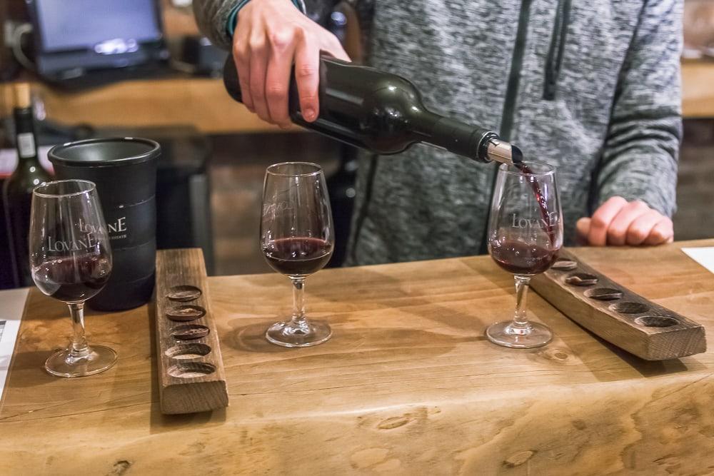 Lovane Boutique Wine Estate tasting stellenbosch south africa