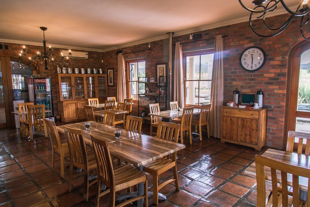 Lovane wine estate guest house stellenbosch