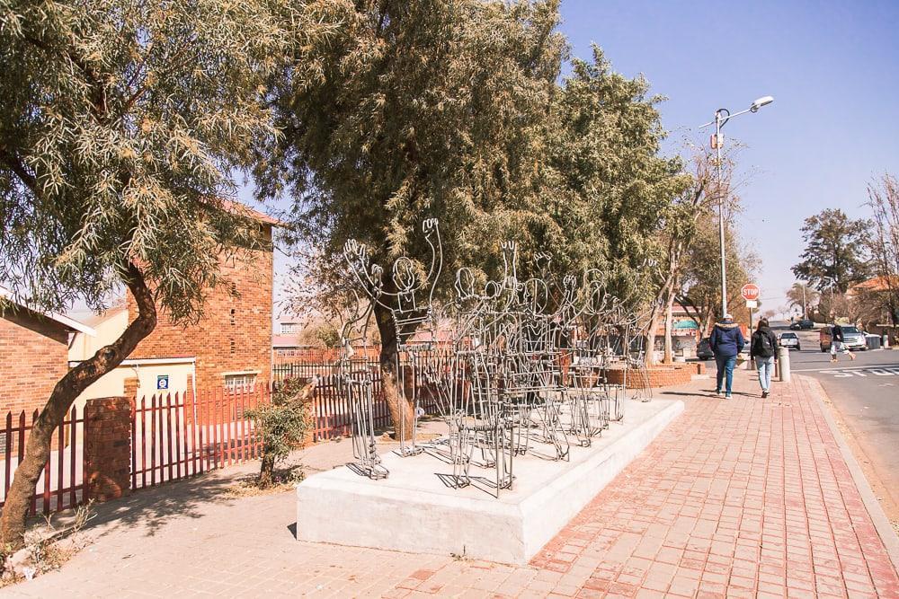 hector pieterson monument soweto johannesburg