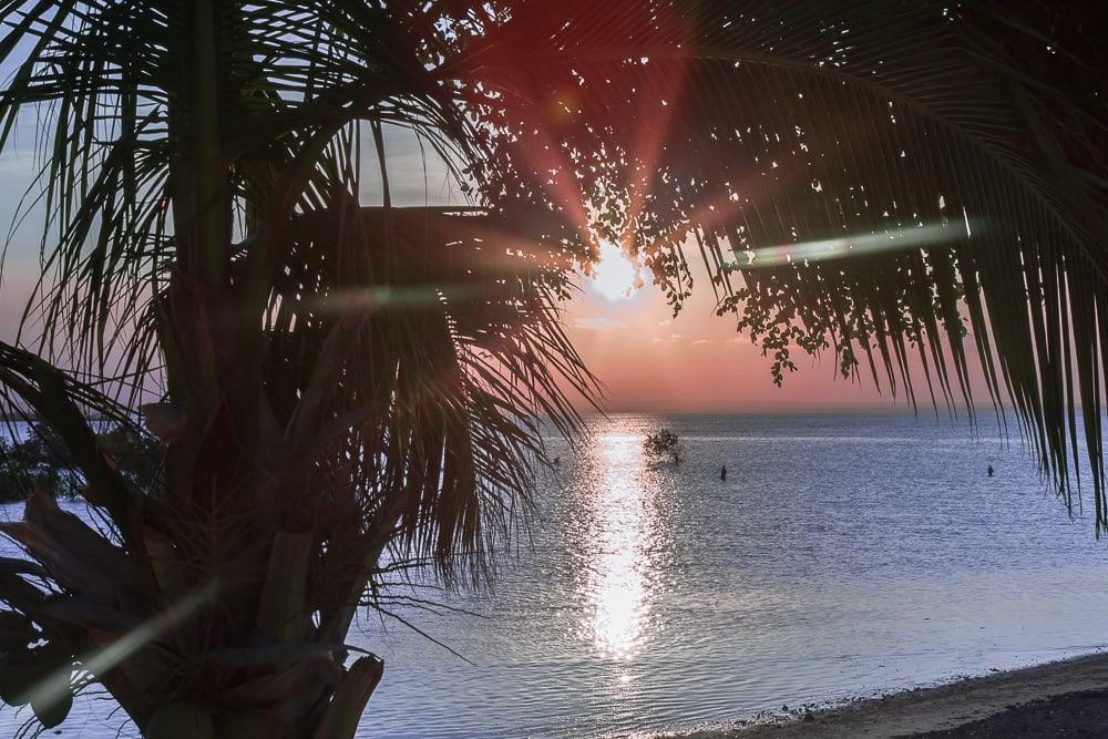ibo island sunset quirimbas mozambique