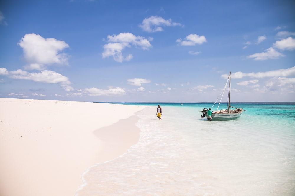 sailing quirimbas islands mozambique