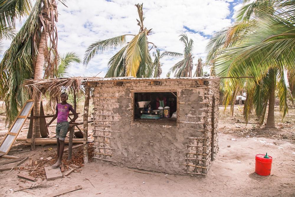 matemo island quirimbas archipelago mozambique