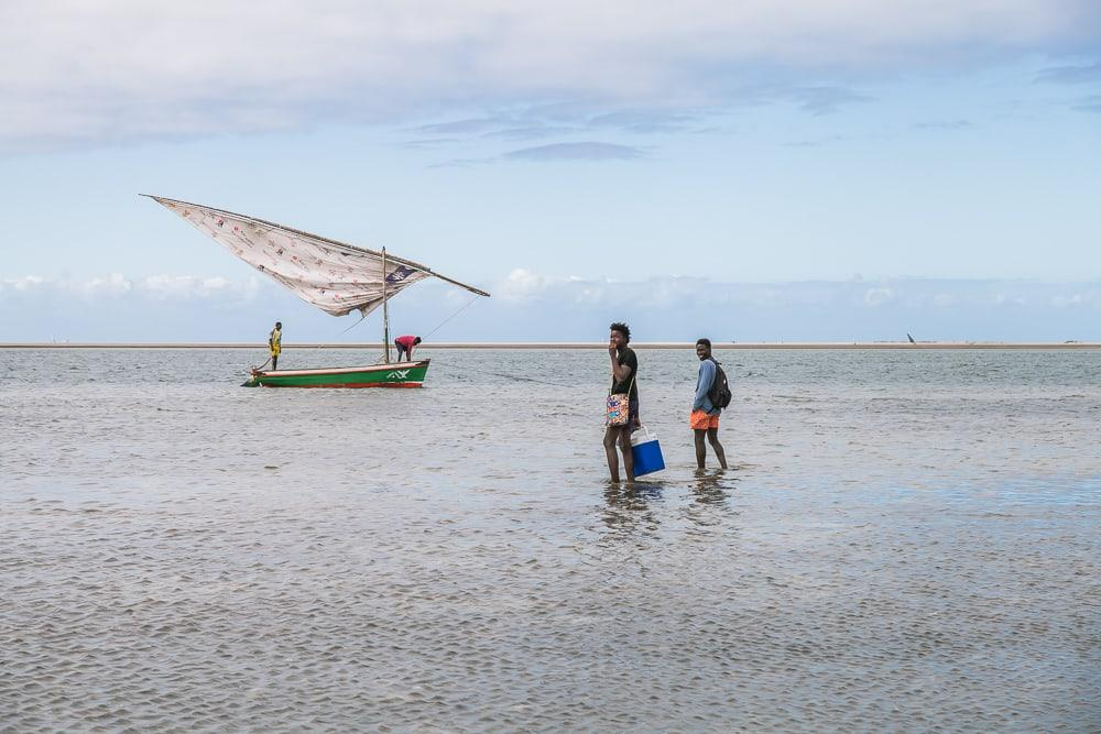 sailing tofo mozambique