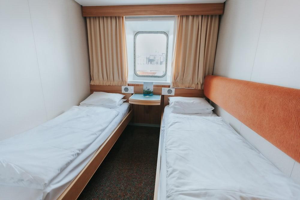 Northlink Ferry Cabin Aberdeen à Shetland
