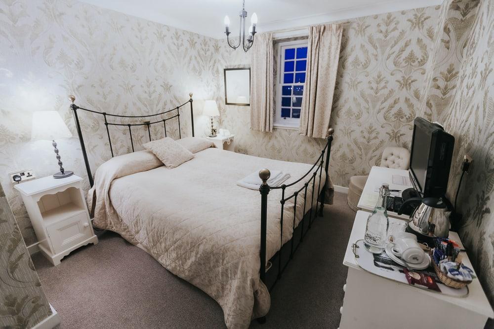 chambre d'hôtel busta shetland