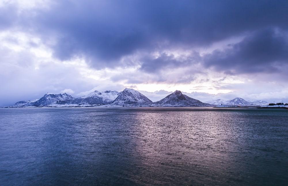 Norvège, Meløy Helgeland, Norvège