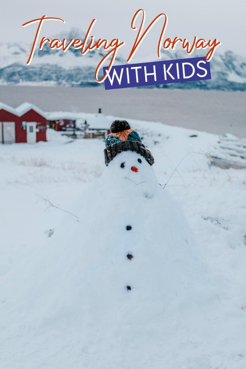 tips for travel in Norway with kids