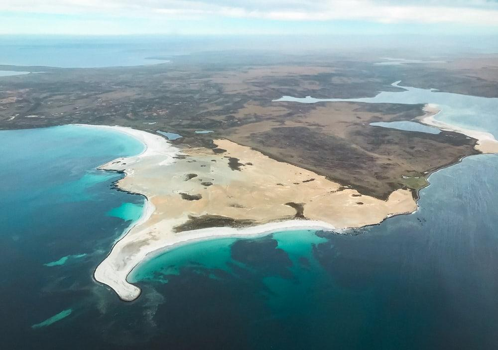 travel in the falkland islands
