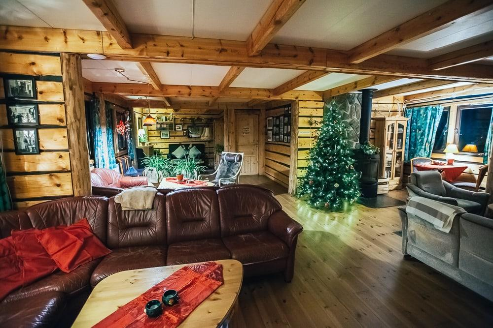 hôtel mary-ann polarrigg svalbard