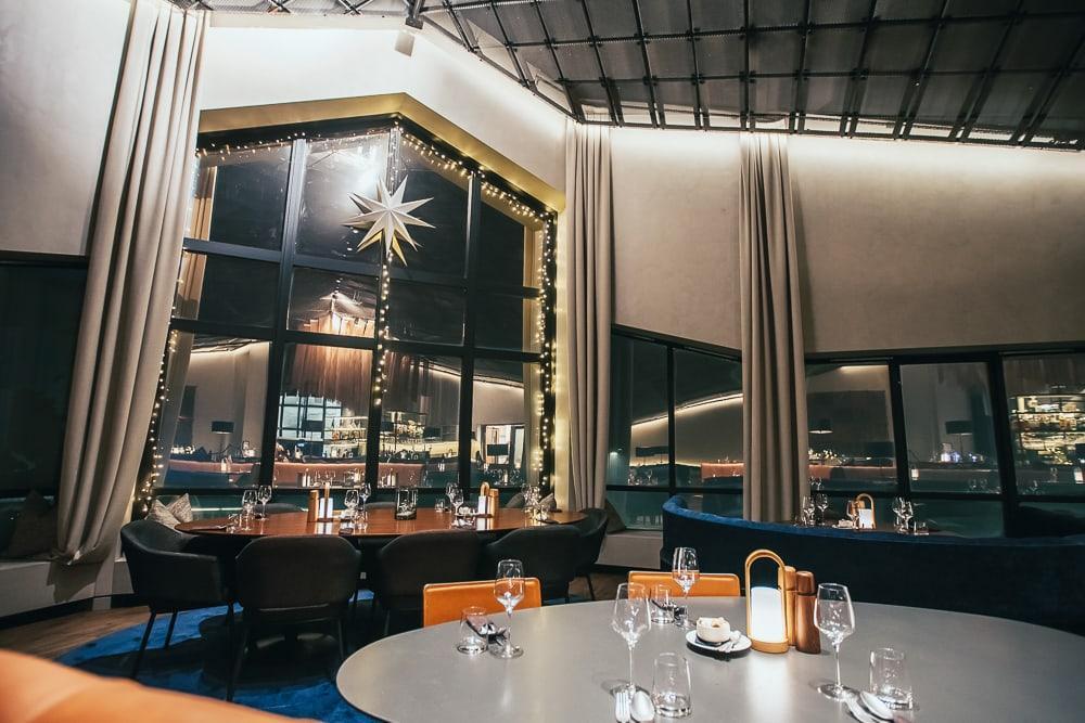 restaurant nansen radisson blu polar svalbard