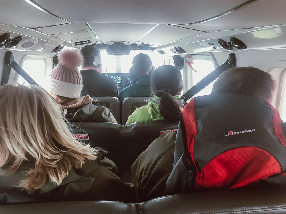 figas islander flights falklands