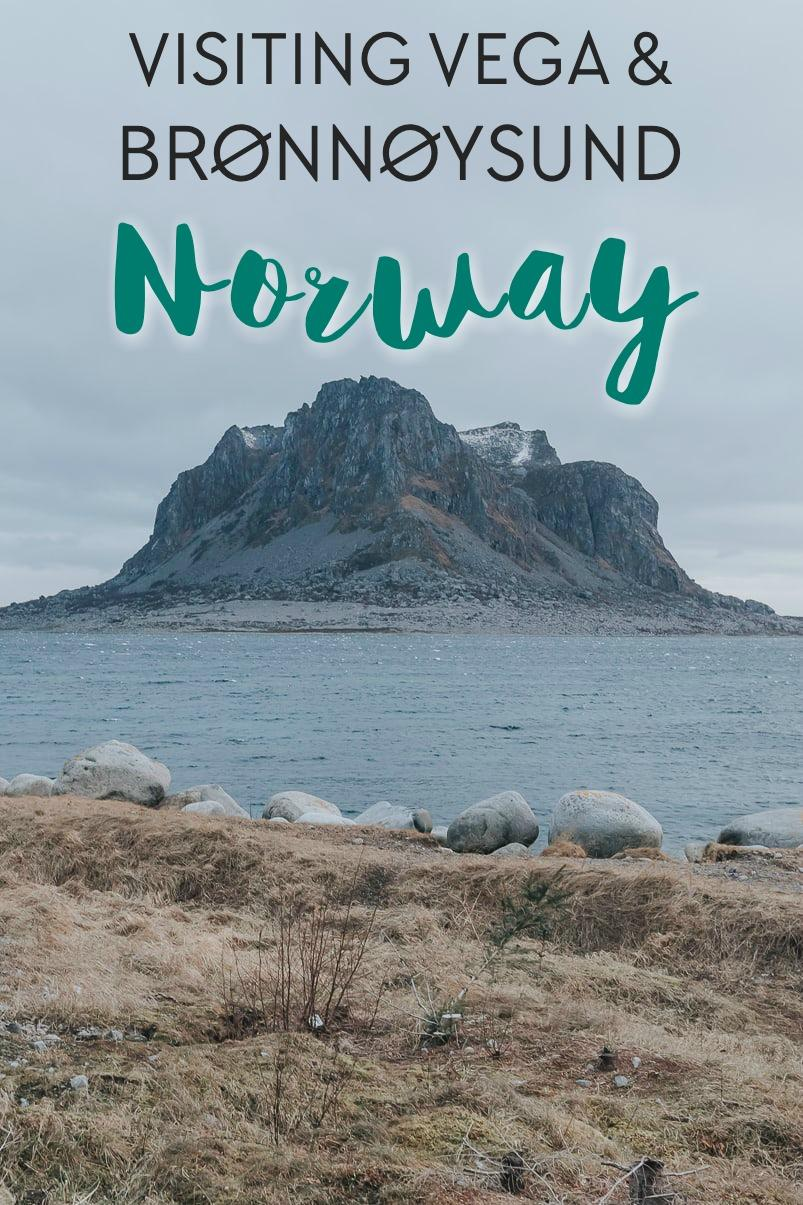 Visiting the Vega islands and Brønnøysund in Helgeland, Norway (in winter)