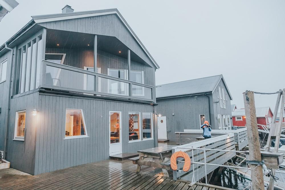 vegaopplevelsesferie cabin vega norway