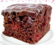 cherrycake 3 - Cherry Chocolate Cake
