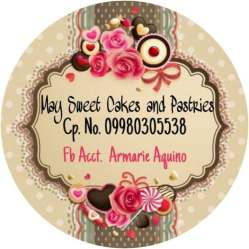 logoArmarie Aquino - May Sweet18 Cakes and Pastries