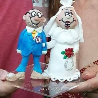 69109725 643695706122233 4973814528132251648 n - Personalized Cake Toppers by Gaynor Collingwood