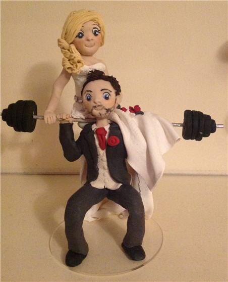 69220515 2362681203986132 8341358991762259968 n - Personalized Cake Toppers by Gaynor Collingwood