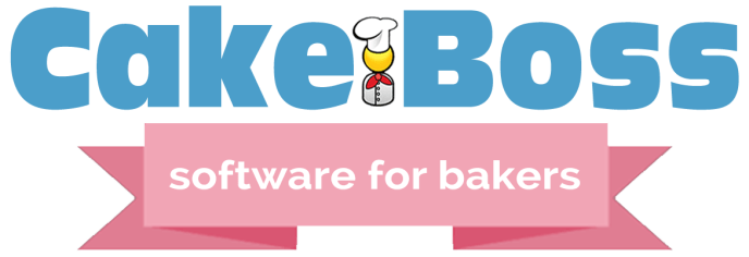 1 1 - CakeBoss Software for Bakers