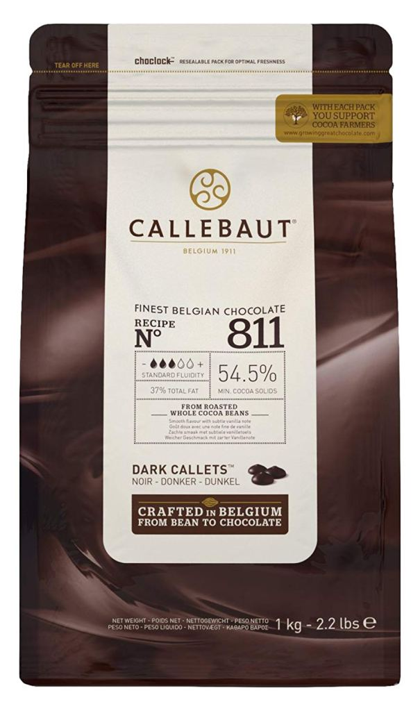 callebaut - Chocolate for Shards Tip