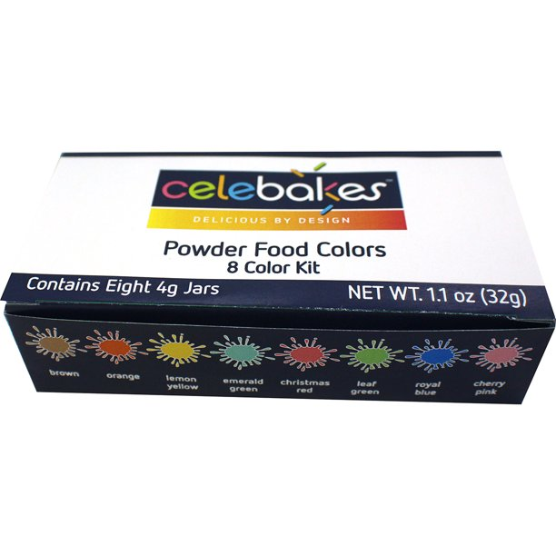 1 - Powdered Food Coloring