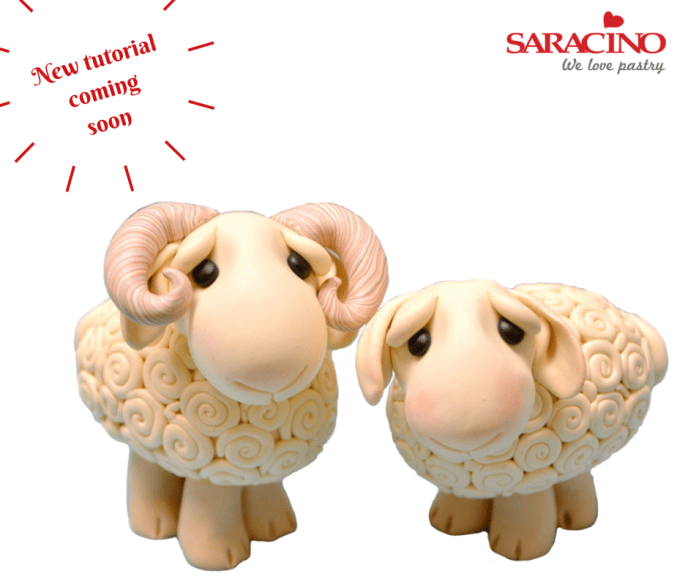 clay lambs - Fondant Character Ideas