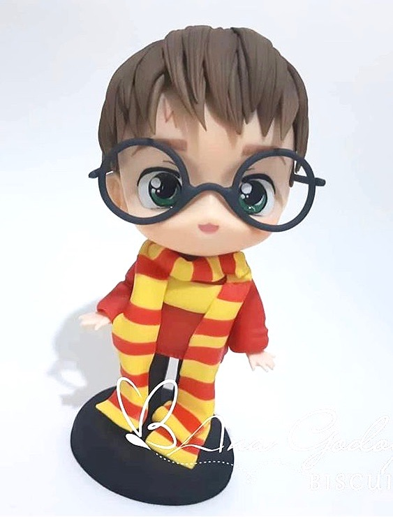 harry potter clay - Fondant Character Ideas