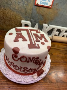 ATM Gratuation Cake 2019 - Home Baked Cakes by Judy