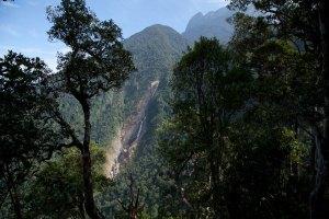 Mt Kinabalu Waterfall