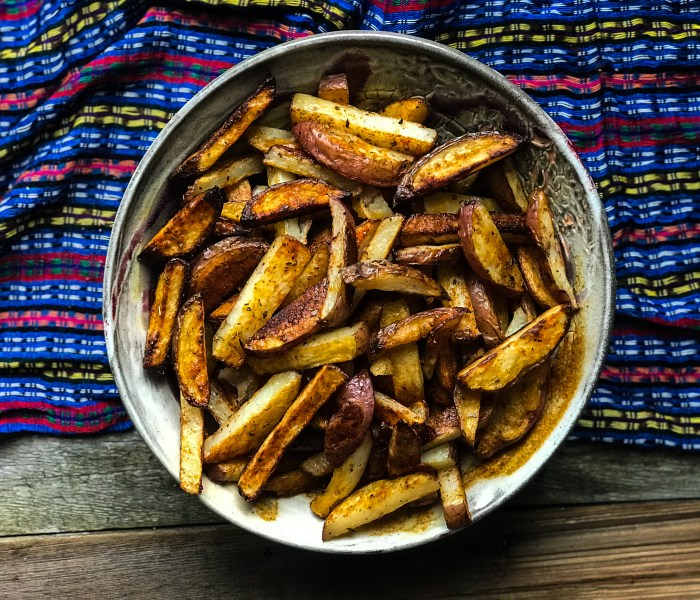 Perfect Home Fries