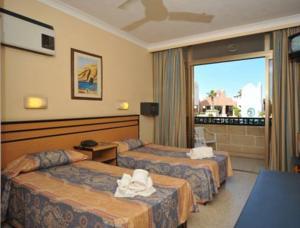 The St Georges Park Hotel a St Julians Malta