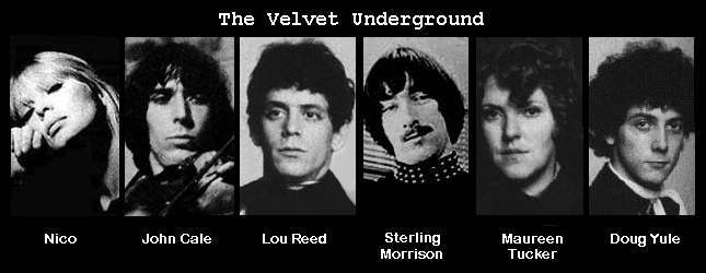 velvet underground documentaries