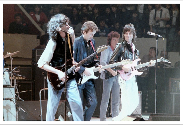 arms tour jimmy page jeff beck eric clapton