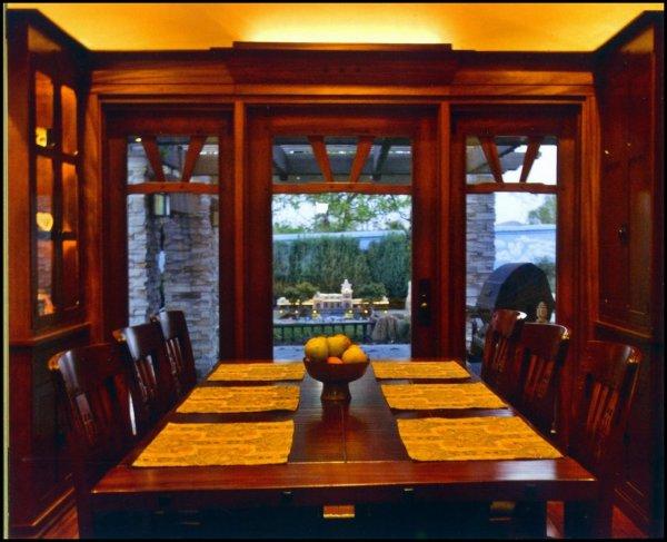 Heart Of Oak Workshop Arts & Crafts Style Doors