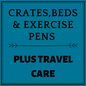Crates, Beds & Travel