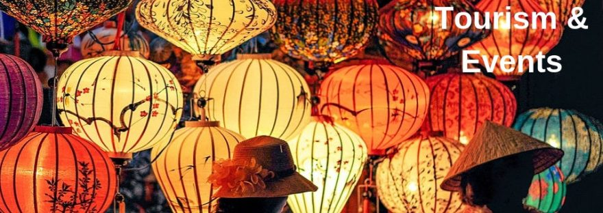 Events - paper lanterns
