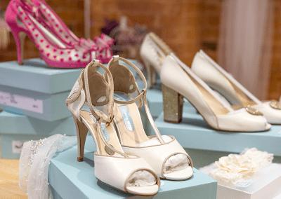 Silver Sixpence Wedding Wardrobe