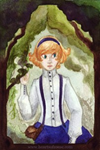 Alice in the Forest