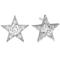 Illa Cluster Stud Earrings