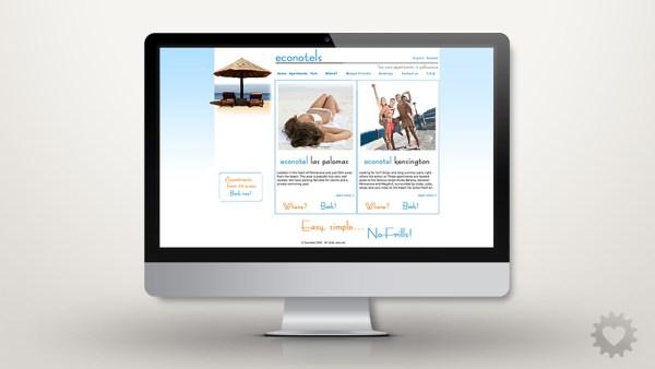 Rafa Morey - Web Econotels