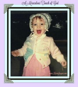 Cait at 15-months-old