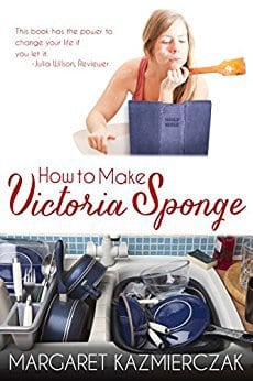 How to make Victoria Sponge by Margret Kazmierczak