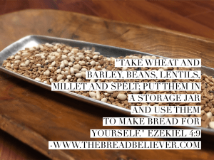 "Jessica Herrera, The Bread Believer, offers four suggestions to make your home a more excellent place to live at Heart""wings"" Blog"